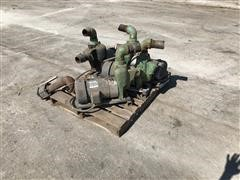Electric Water/Trash Pumps