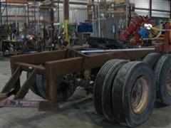 Homemade Tandem 5TH Wheel Dolly