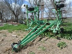 Allis V1400 Field Cultivator