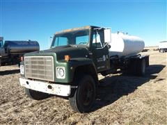 1983 International S1954 S/A Water Truck
