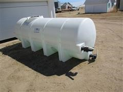 Snyder 1000-Gallon Water Tank