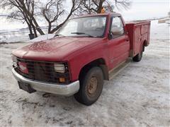 1988 Chevrolet 3500 1-Ton Service Truck