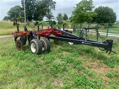Case IH 2500B Ecolo-Til 3-Pt Ripper W/Pin Hitch Cart