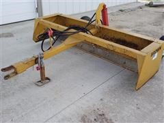 Brown 7' Land Leveler