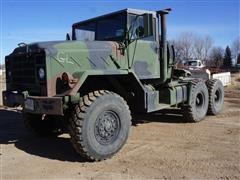 1985 American General M931A1 5 Ton 6X6 Truck Tractor