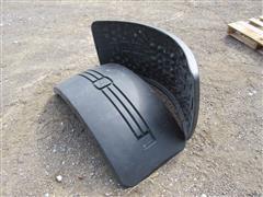 """John Deere 24"""" Front Tractor Fenders"""