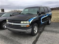 2004 Chevrolet Tahoe 4WD SUV