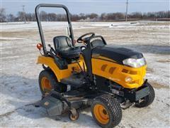 2009 Cub Cadet SC2400 Compact Utility Tractor