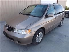 2004 Honda Odyssey Mini Van