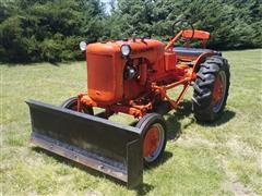 1947 Allis-Chalmers B 2WD Tractor