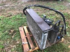 Mueller Milk Tank Cooling System