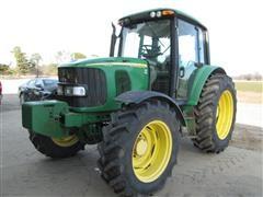 John Deere 6420 MFWD Tractor