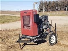 2012 Case P140 Diesel Power Unit