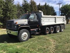1999 Chevrolet C8500 Quad/A Dump Truck