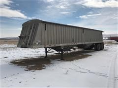 2012 Dakota T/A Grain Trailer