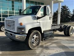 2006 GMC C7500 Cab & Chassis