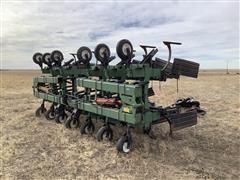 Lorenz 12-Row Flat-Fold Cultivator