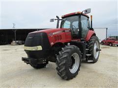 2012 Case IH Magnum 210 CVT MFWD Tractor