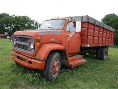 1968 Chevrolet C70 S/A Grain Truck