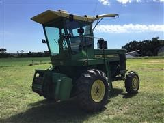 1977 John Deere 5400 Self-Propelled Silage Chopper