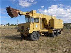 1984 Little Giant Wheeled Excavator