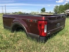Ford Truck Bed w/ Bumpers