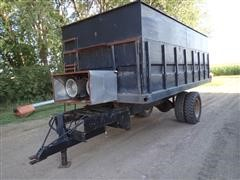 16'X8' S/A Seed Drying Trailer