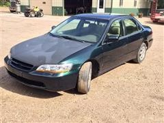 2000 Honda Accord 4 Door Sedan