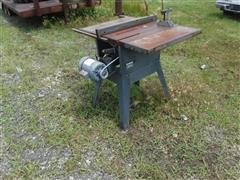 "Craftsman Model 113-298240 10"" Table Saw"