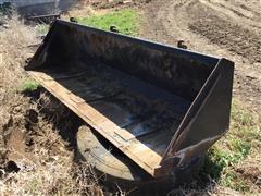 Buhler Farm King Loader Bucket