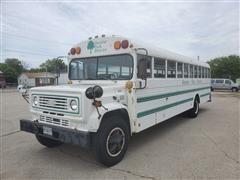 1985 Chevrolet Bus