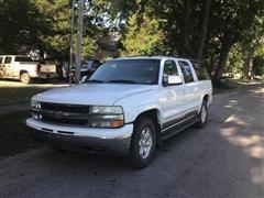 2004 Chevrolet Suburban 4x4 SUV