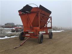 DU-AL 5000 Silage Wagon