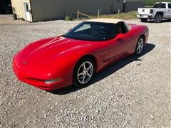 2004 Chevrolet Corvette Coupe Convertible