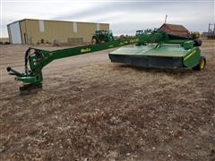 John Deere 956 Mower Conditioner