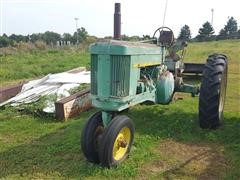 1953 John Deere 60 2WD Tractor
