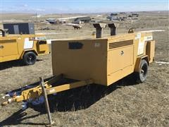 Allmand Maxi Heat Maxi Heat Rig Heater On Trailer