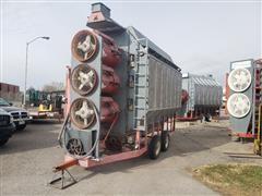 Farm Fans CMS 320J Portable Dryer