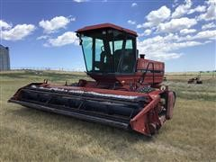 1993 Case IH 8840 Windrower