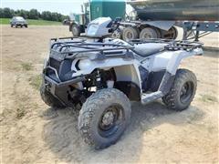 2018 Polaris Sportsman 4x4 ATV