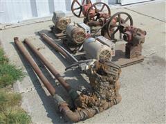 Roper 4617 Liquid Feed Pumps