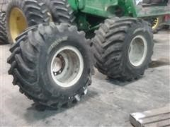 Flotation 351 Tires And Rims