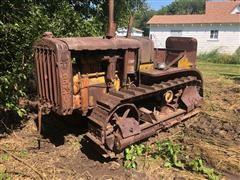 Caterpillar Crawler Tractor