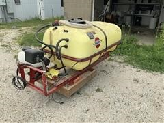 Hardi 200 Gal Sprayer