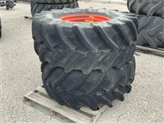 Trelleborg Tm800 540/65R24 Tires & Rims