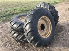 T-L 14.9-24 Tires W/Rims