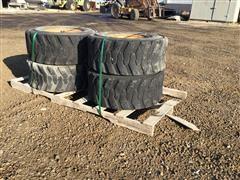 Case 12-16.5 Skid Steer Tires & Rims