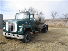 1982 Ford LN8000 Tanker Truck