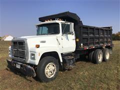 1989 Ford L8000 T/A Dump Truck
