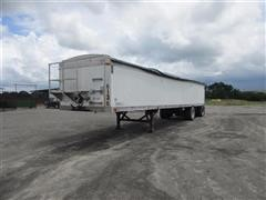 2000 Wilkens OK2GA26BCFSR T/A Walking Floor Trailer